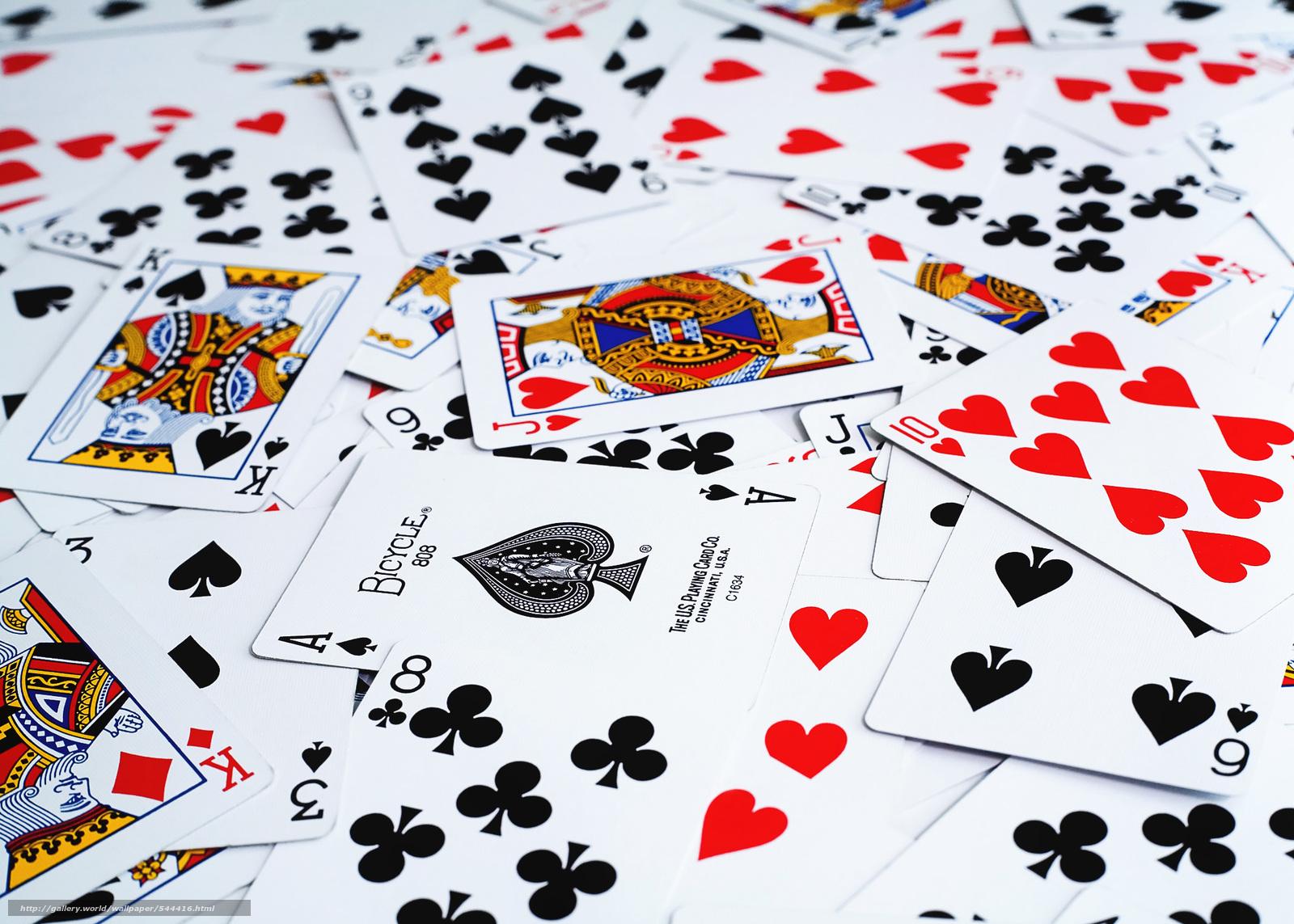 Как сделать карты игральные гадальными