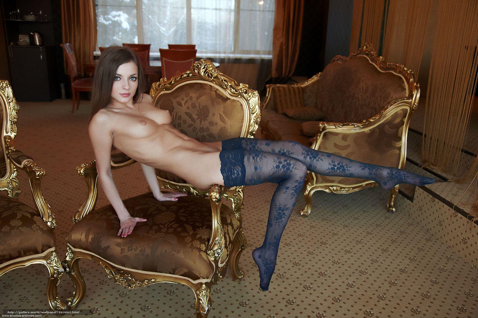 Эротическая модель Молли