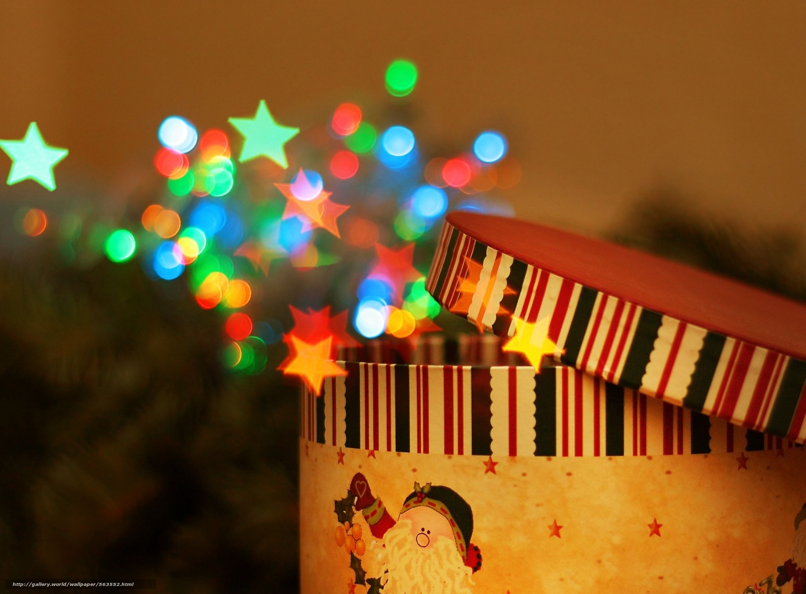 Волшебные мелодии новый год