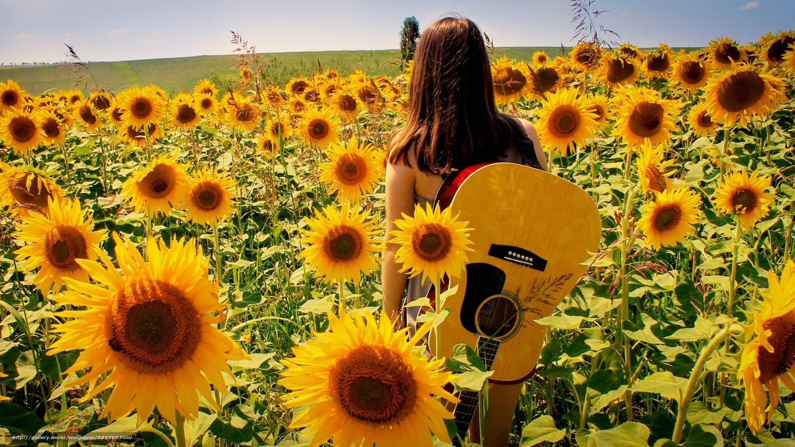 Картинки лето природа и девушки