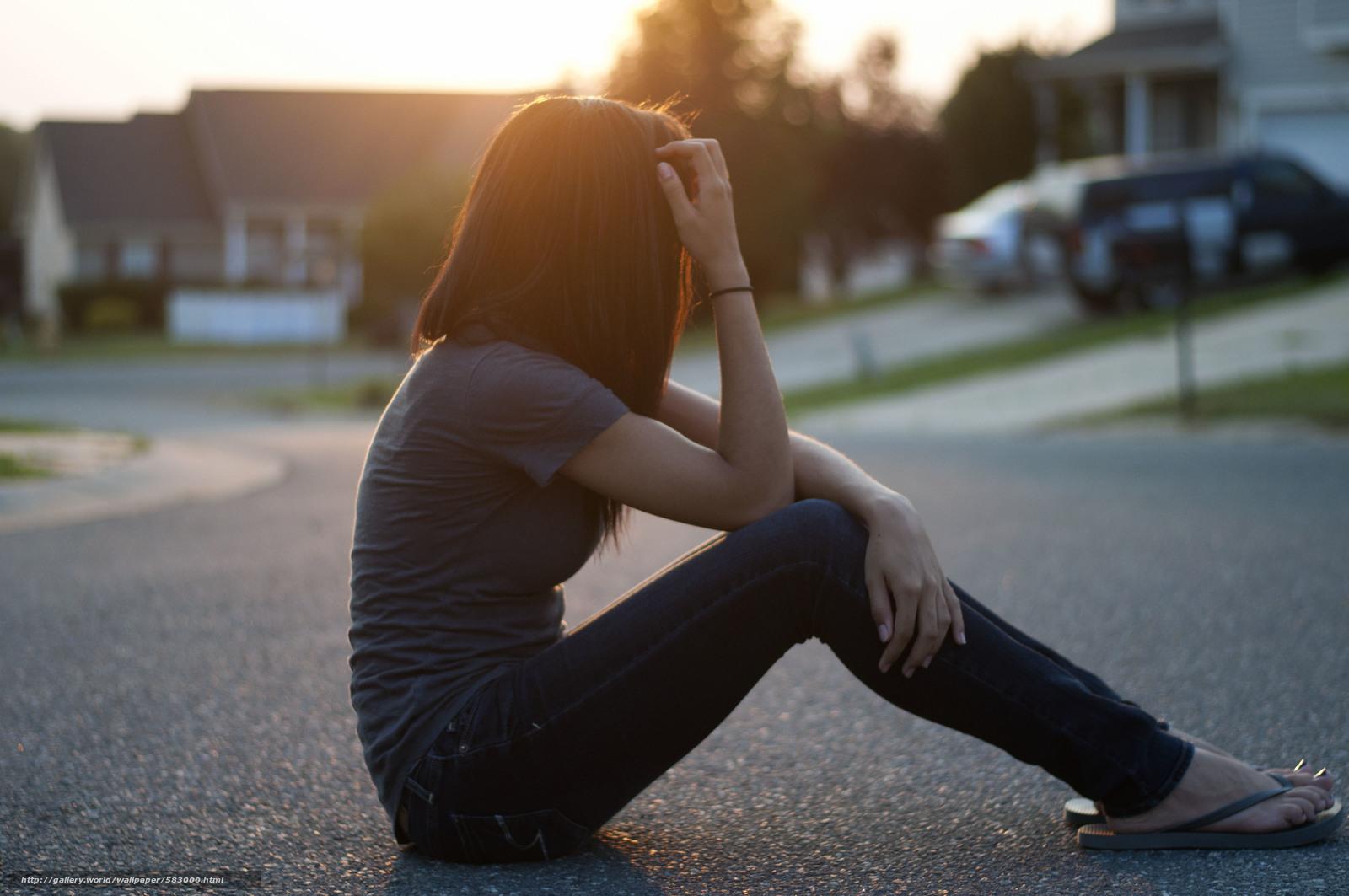 Девушка без лица 2 фотография