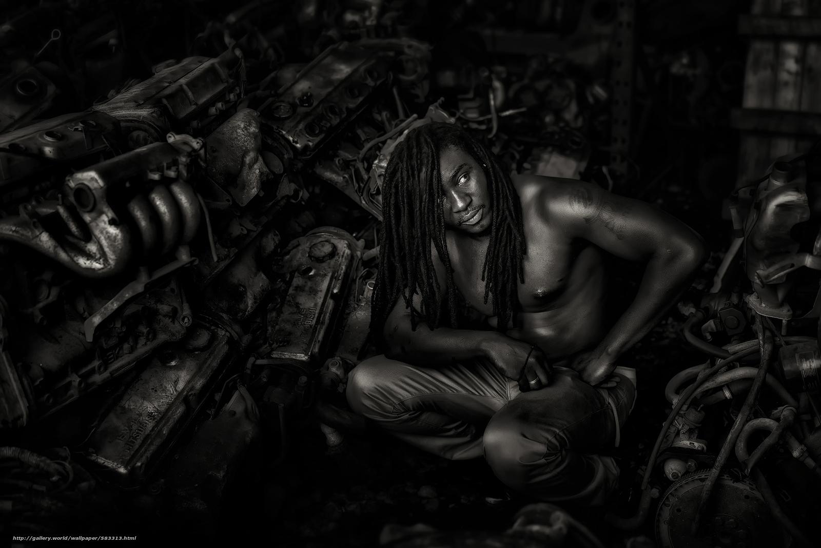 Правда ли у темнокожих мужчин член больше 22 фотография