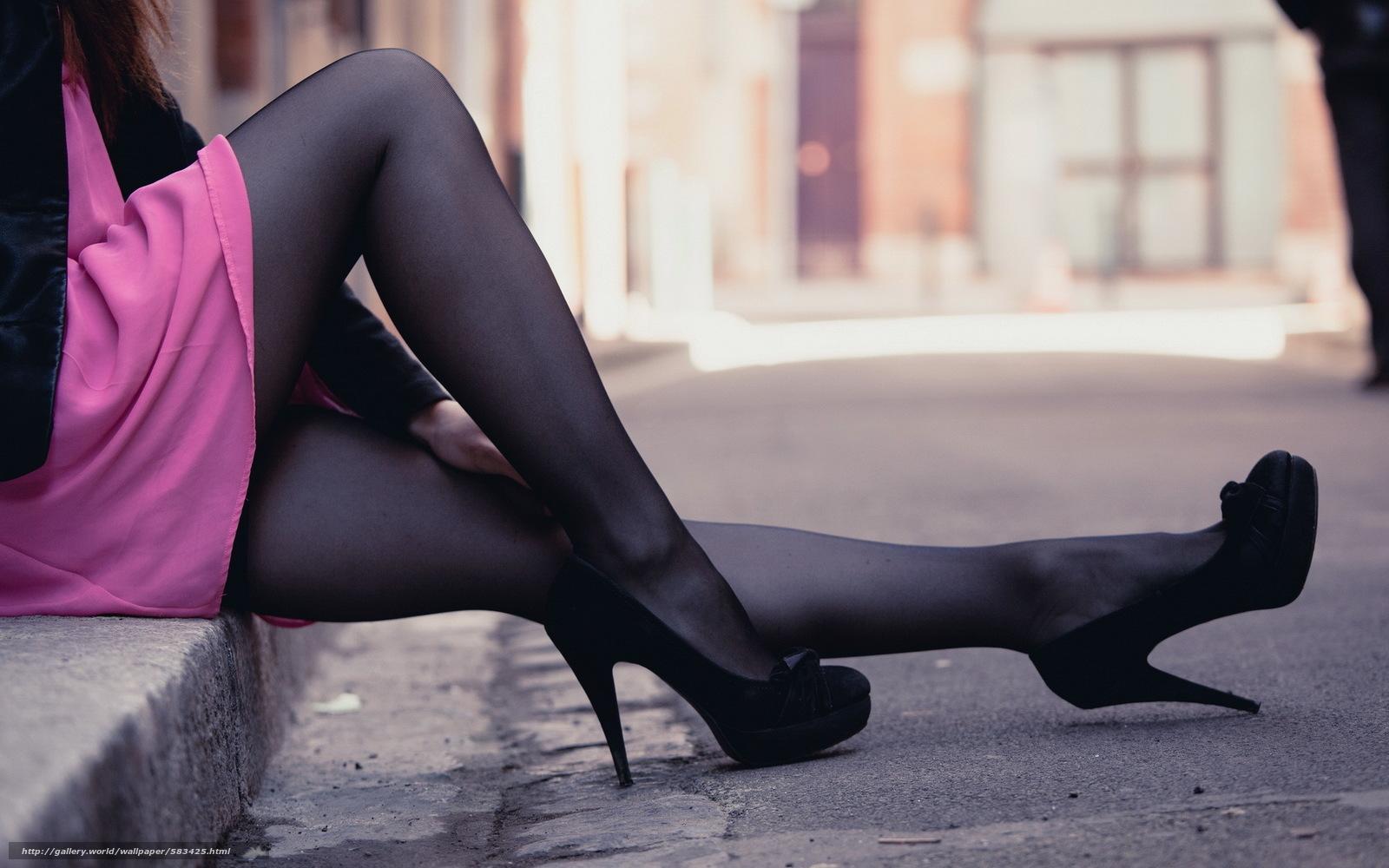 Фото ножки колготки 12 фотография