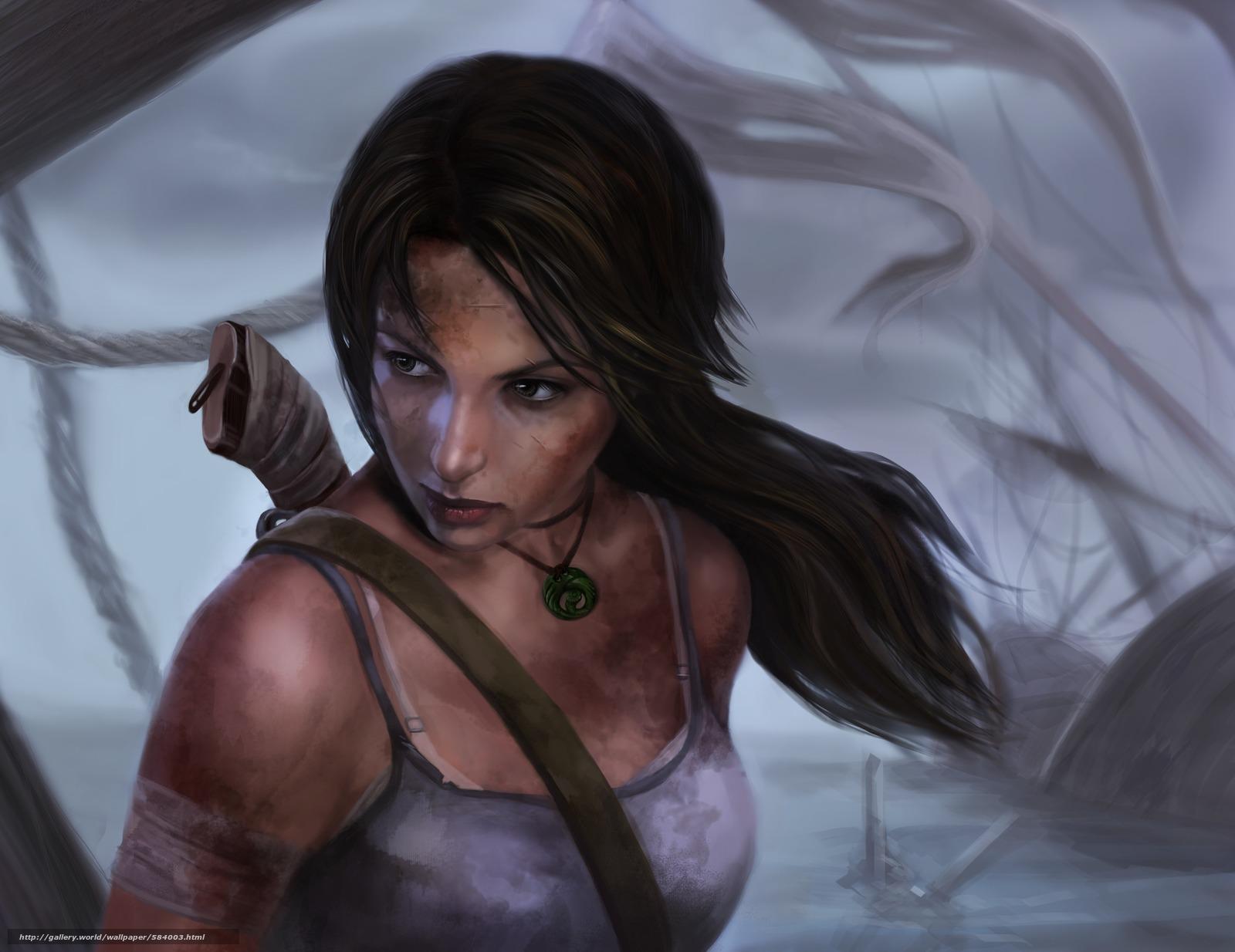 Lara croft hair sexual videos