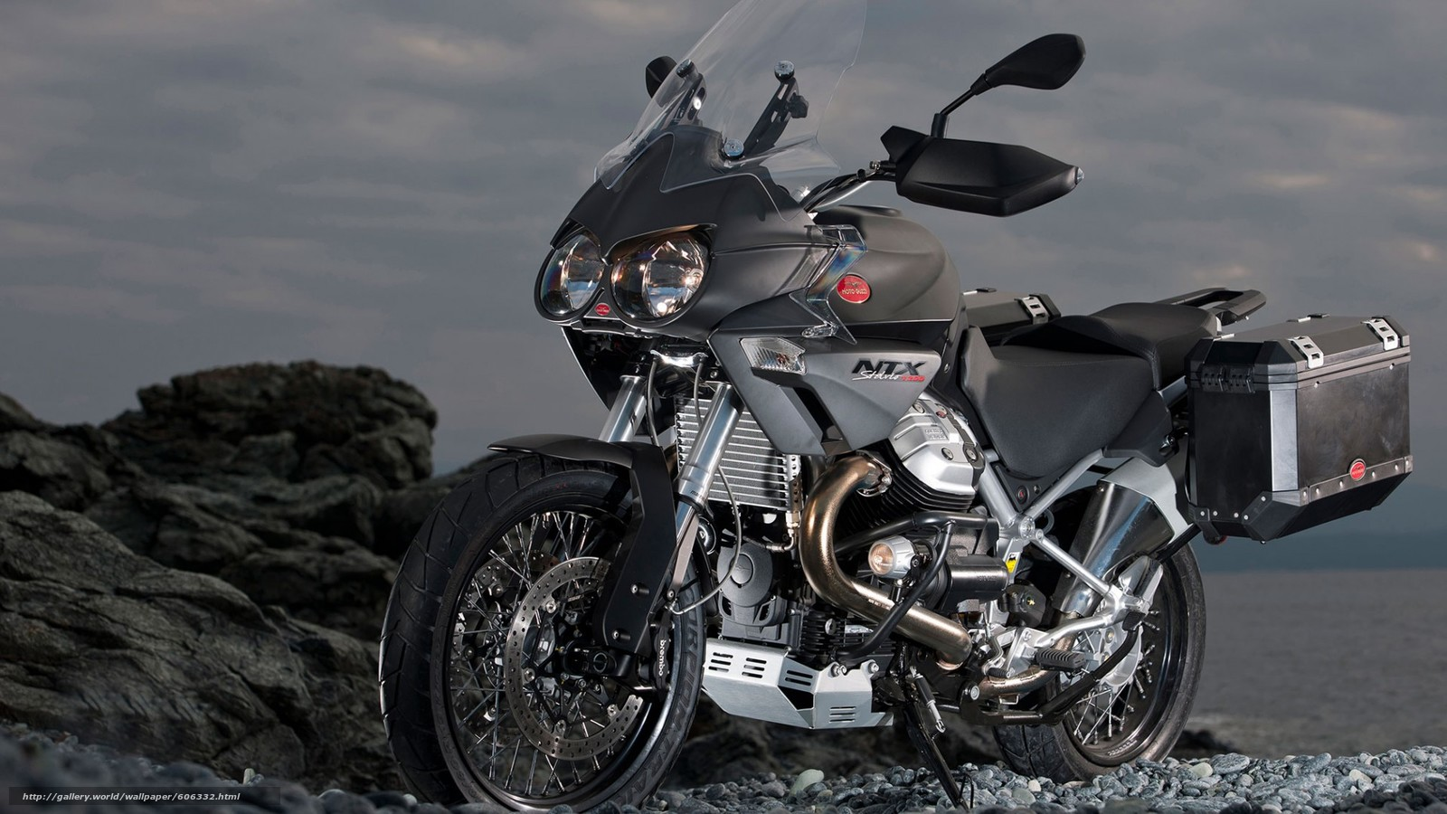 cruiser, Moto Guzzi, Stelvio 1200, NTX, bike