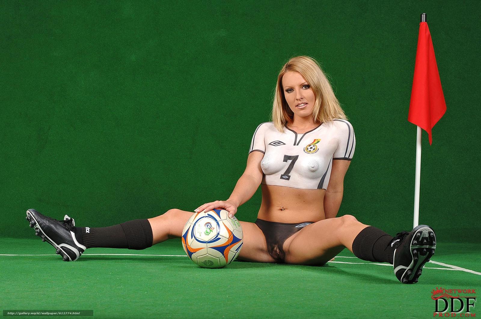 Секс фото футбалисток 5 фотография