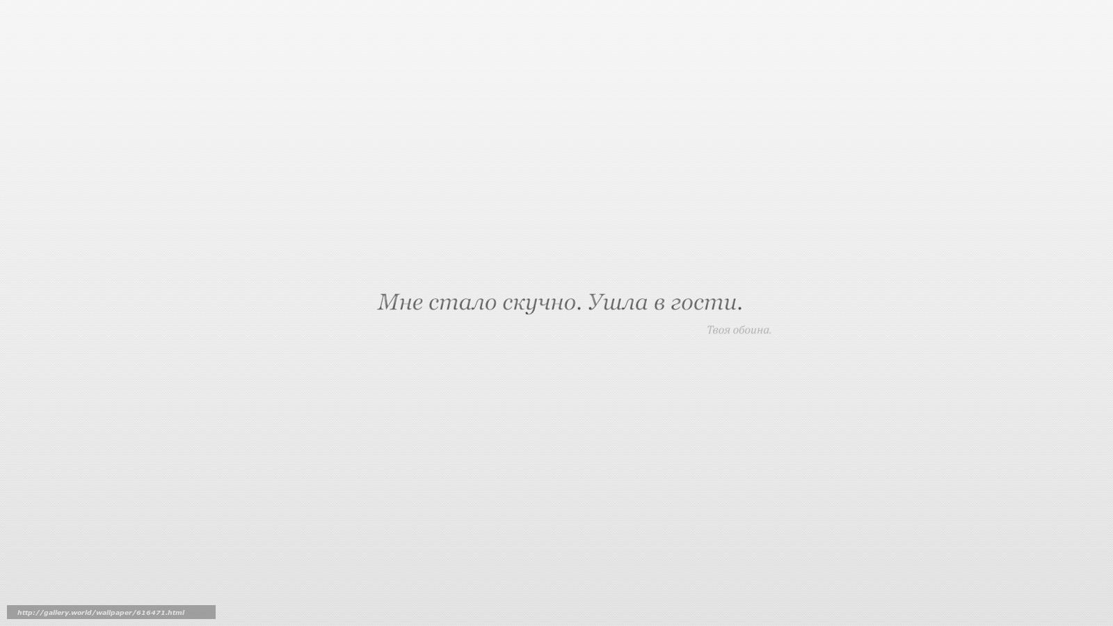 текст, предложение, светлые, обои, минимализм