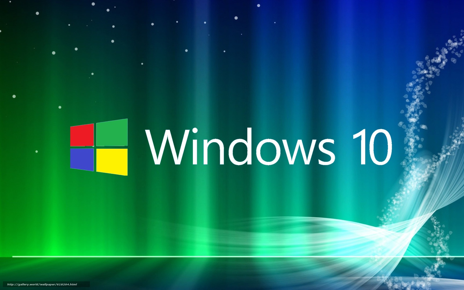 Windows 10 Original Wallpaper: Windows 10, Wallpaper, обои, фото, обои