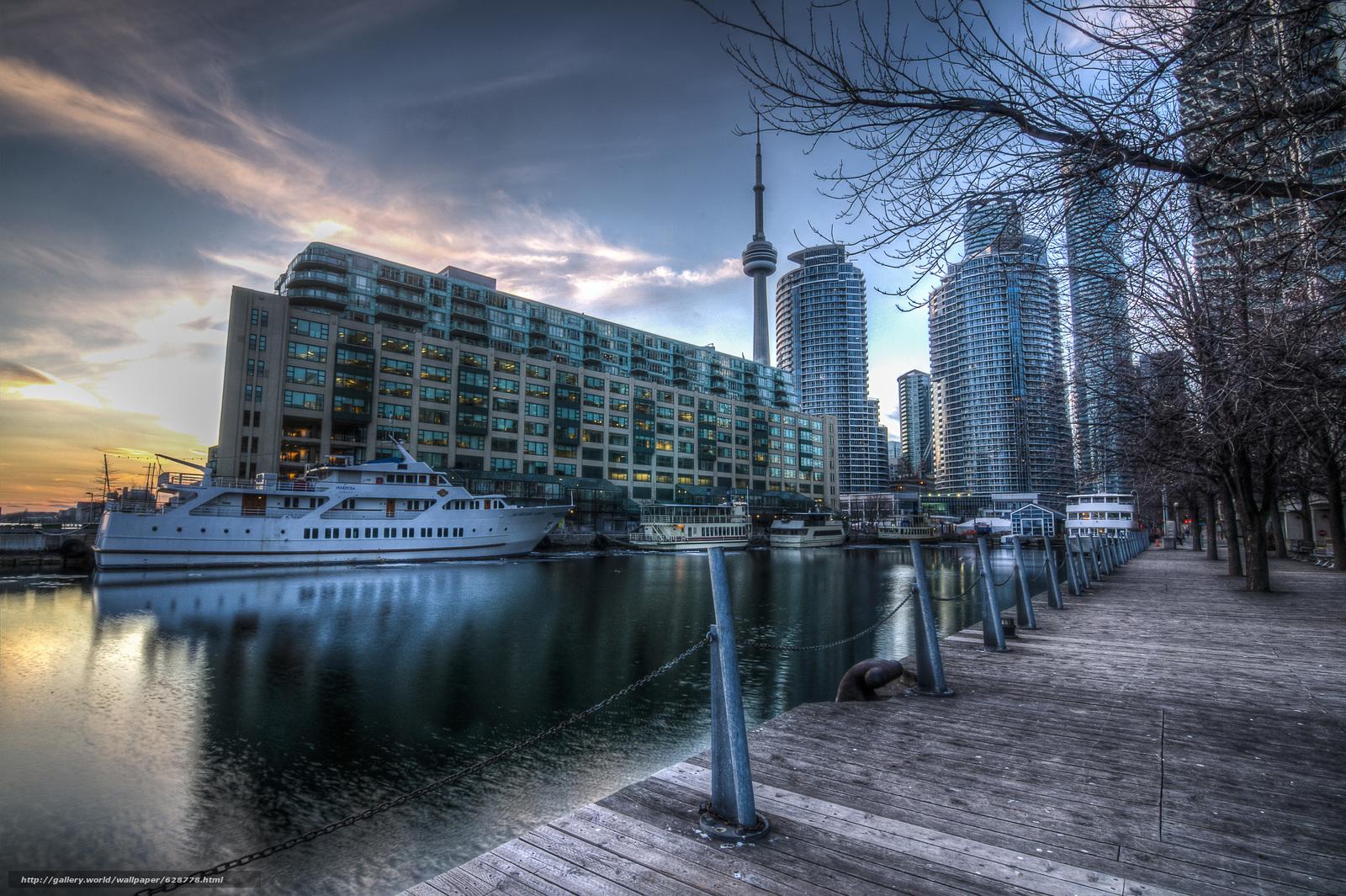 Toronto, Harbourfront, Canada