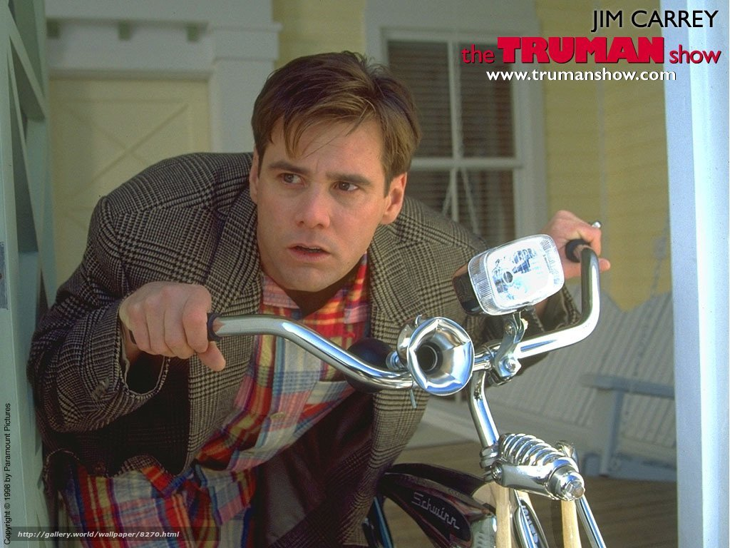 technical codes in the truman show