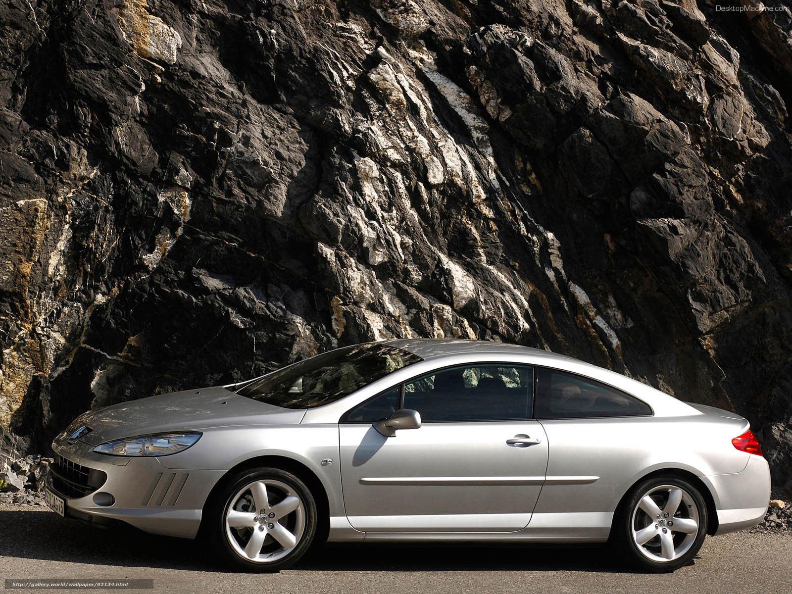 Peugeot, 407, авто, машины, автомобили, фото, обои, картинка ...
