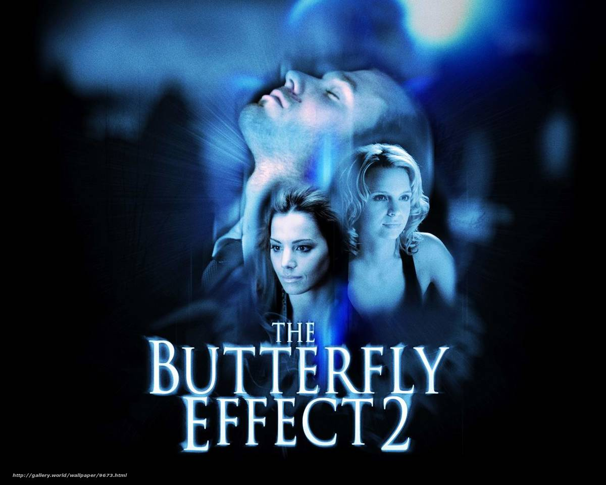 review of the film the butterfly effect Bad filmmaking meets bad science and bad philosophy in the butterfly effect, a science-fiction howler that suggests an entire season of a misbegotten quantum leap knockoff condensed into a seriously insane feature film.