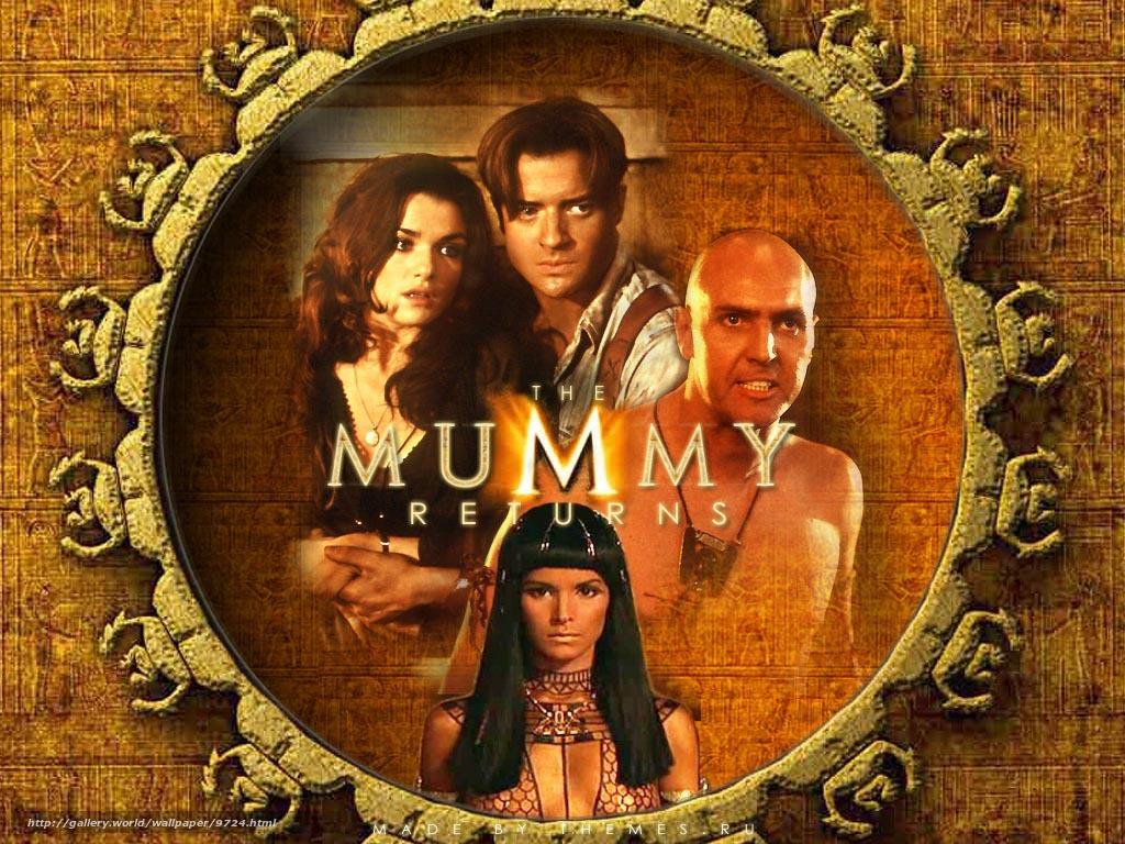 фильм мумия актер