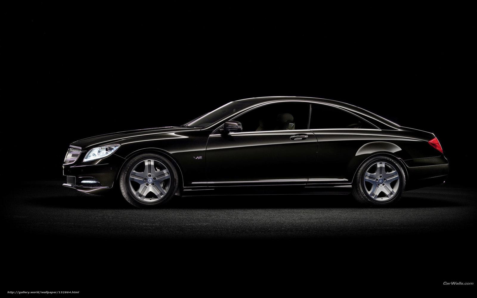 Download wallpaper Mercedes-Benz, CL-Class, Car, machinery ...