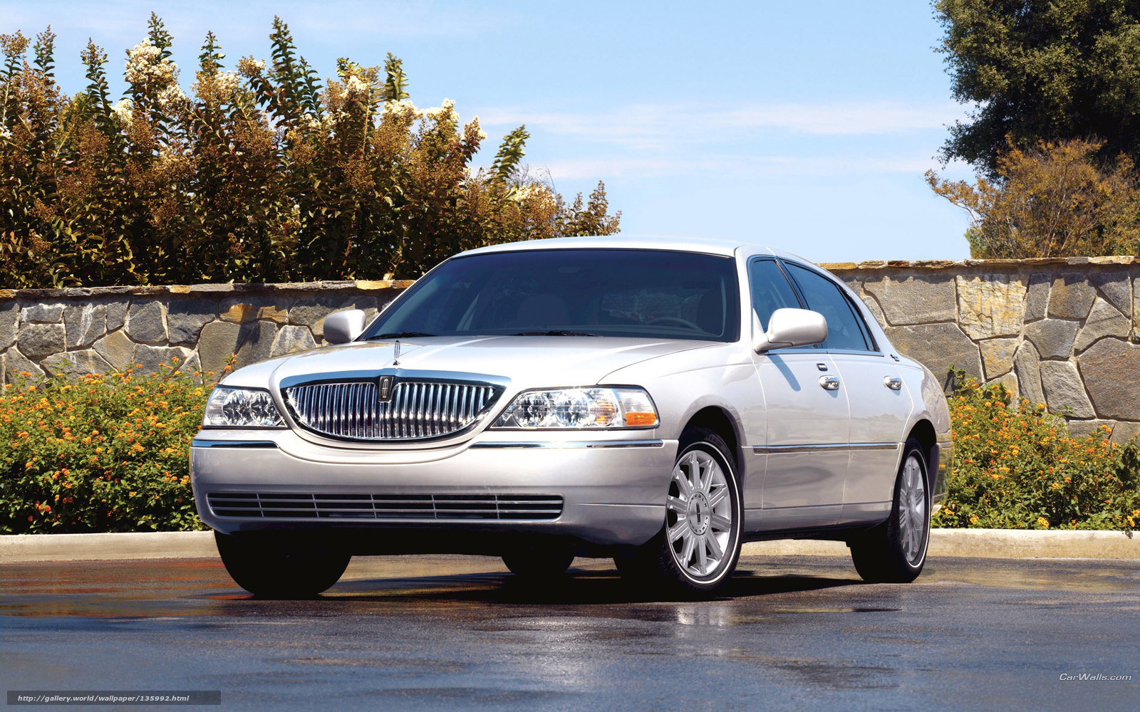 Tlcharger Fond D Ecran Lincoln Town Car Voiture