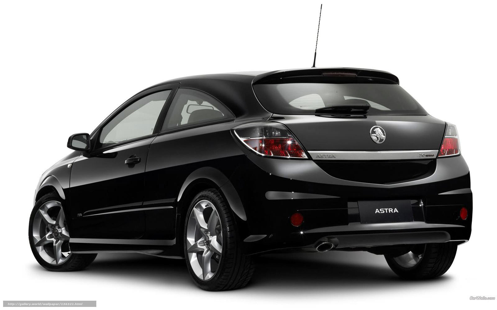 Download Wallpaper Holden Astra Car Machinery Free