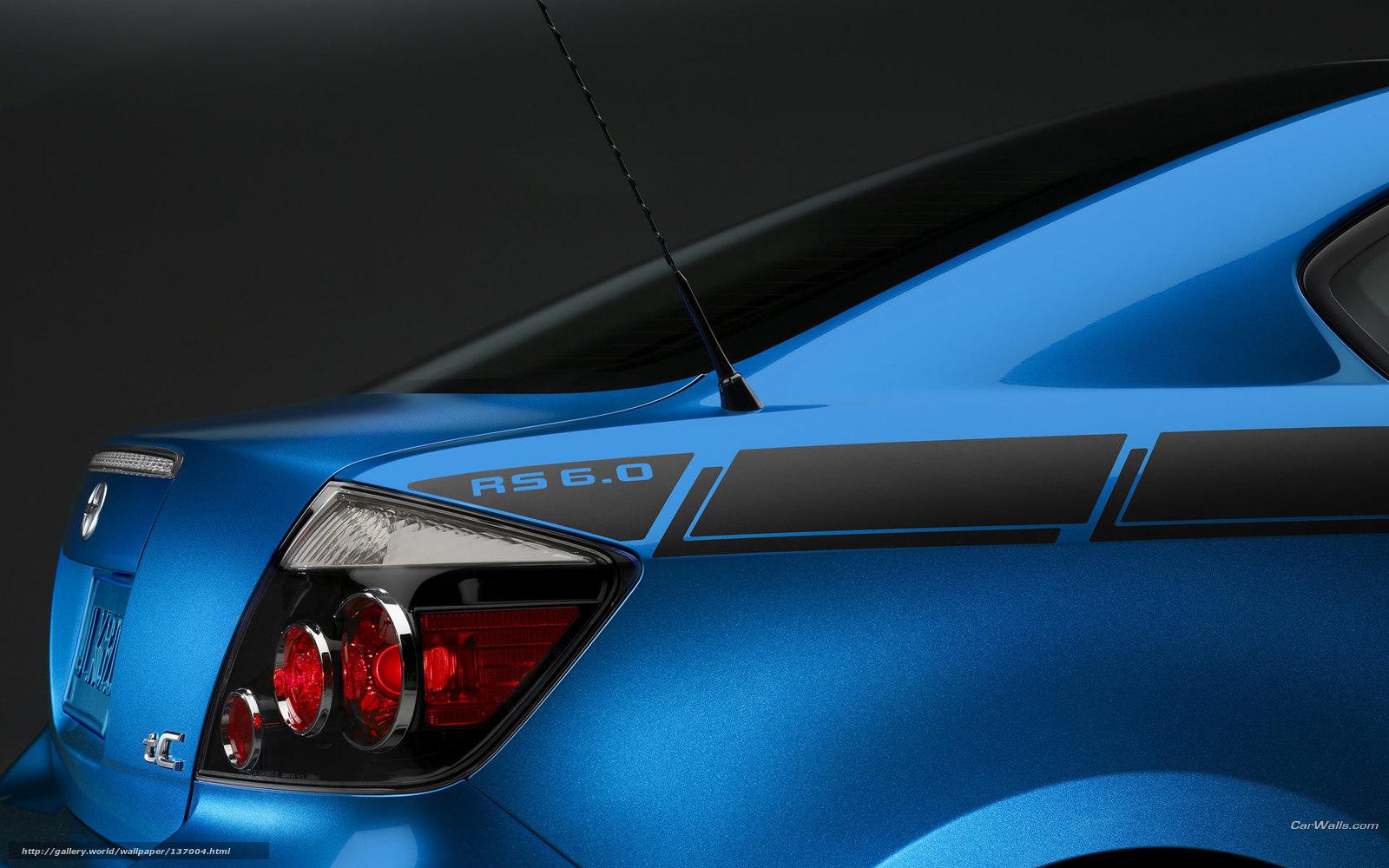 Download Wallpaper Scion Tc Car Machinery Free Desktop