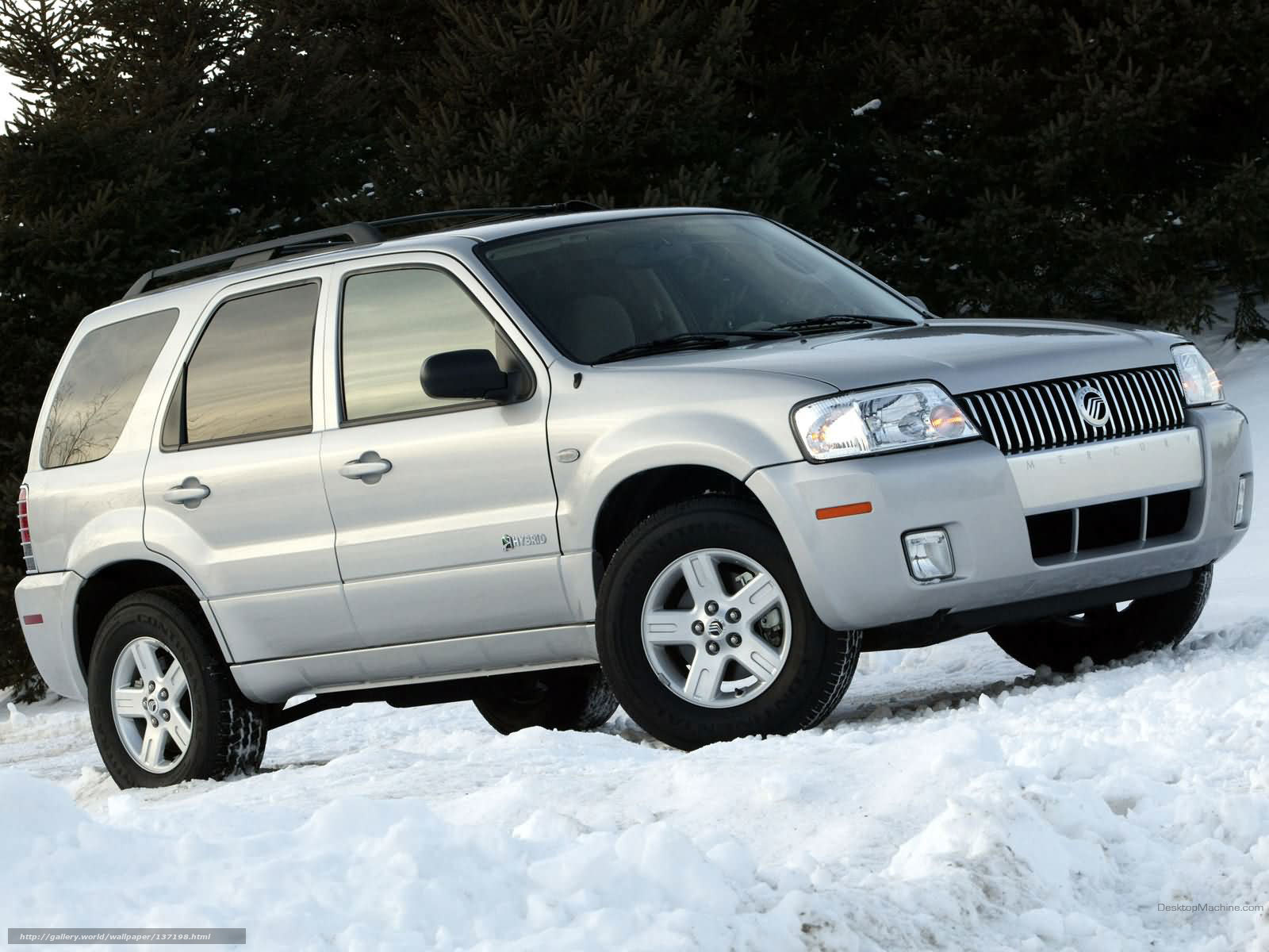 Mariner Car: Download Wallpaper Mercury, Mariner, Car, Machinery Free