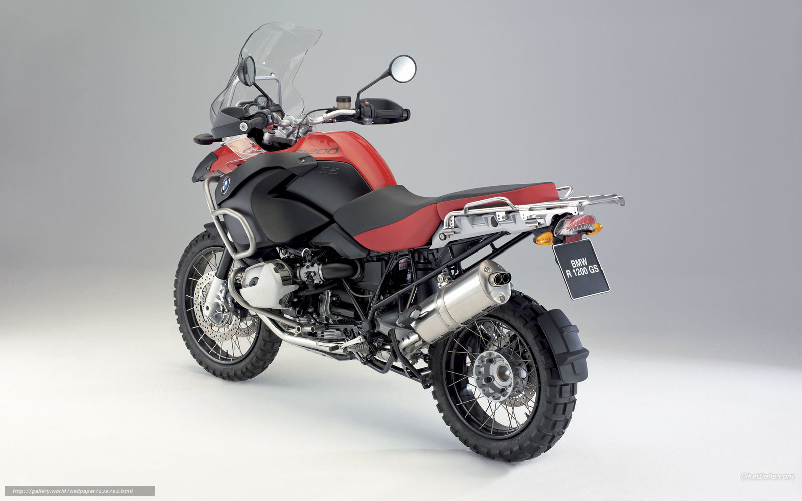 Download Wallpaper BMW, Enduro