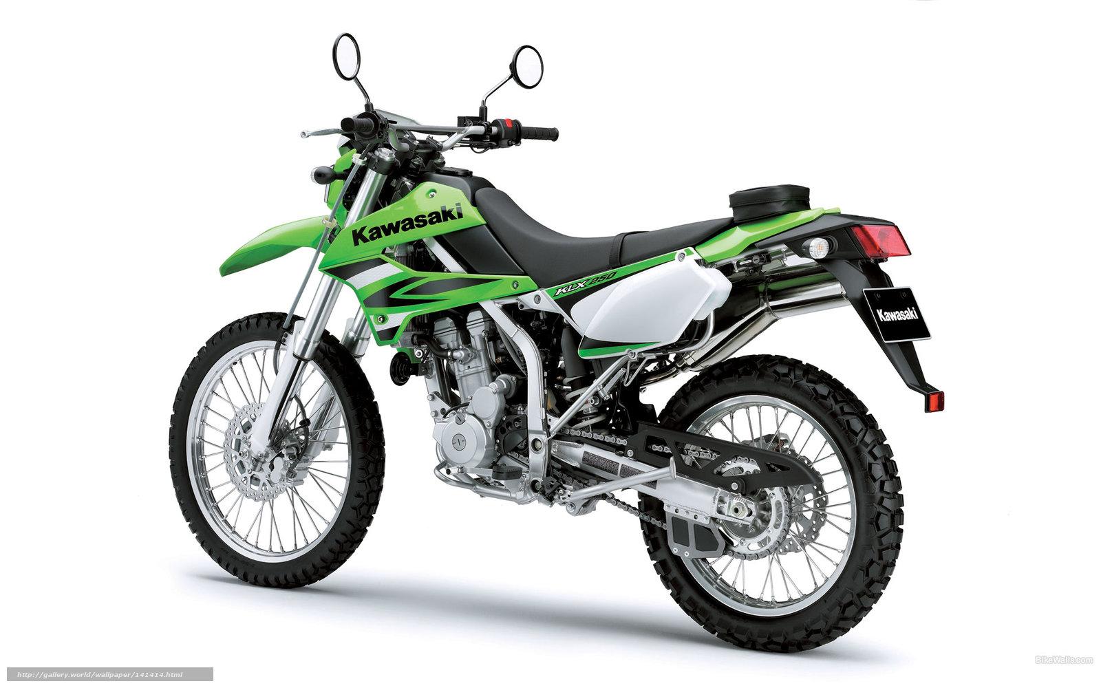 Kawasaki Kl Enduro