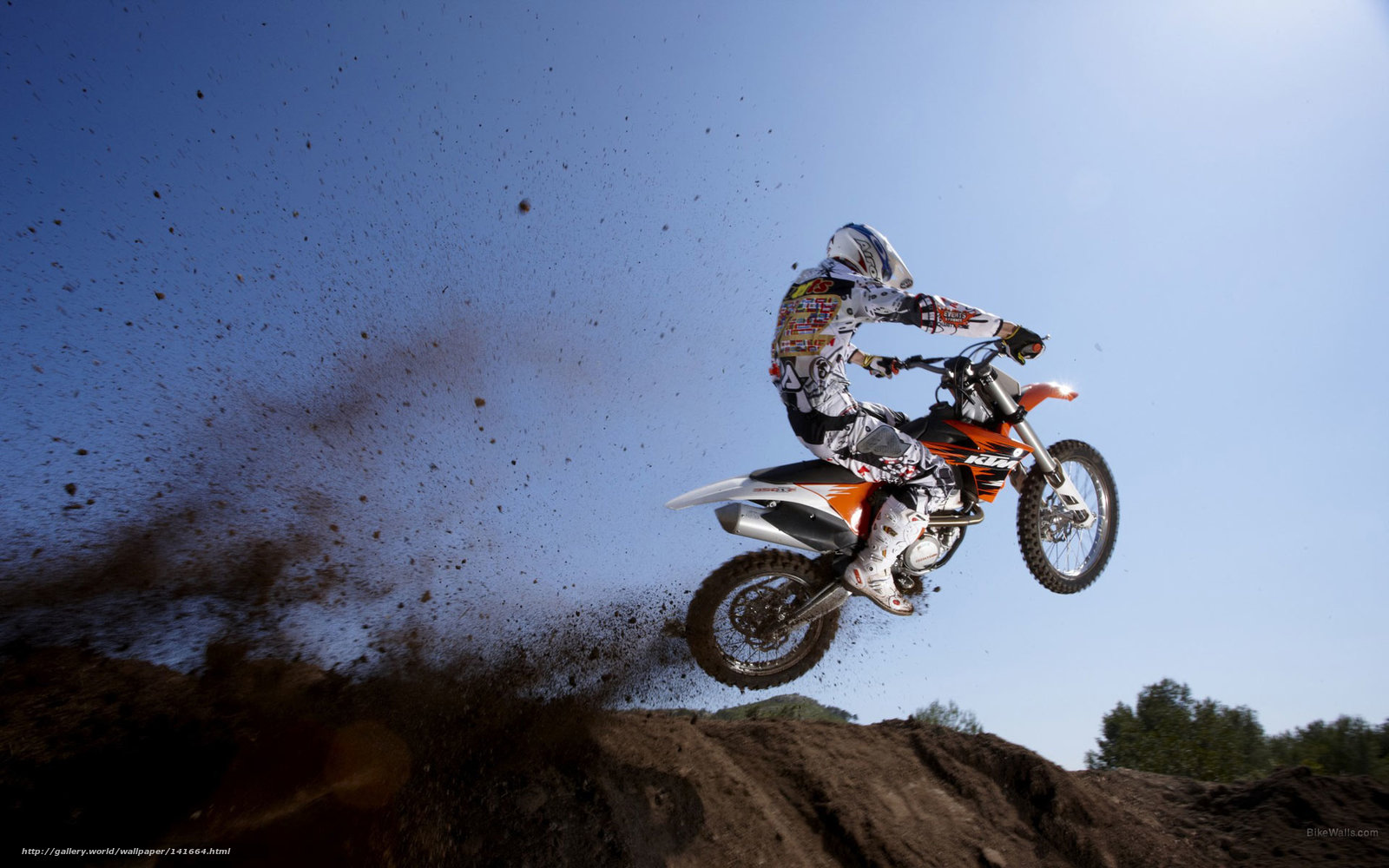 Ktm Dirt Bikes Hd Wallpapers