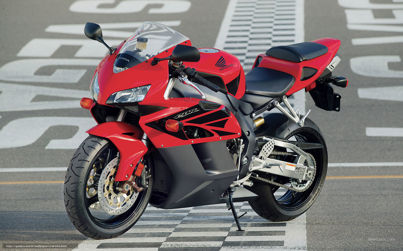Download Wallpaper Honda Sport Cbr1000rr Cbr1000rr 2004