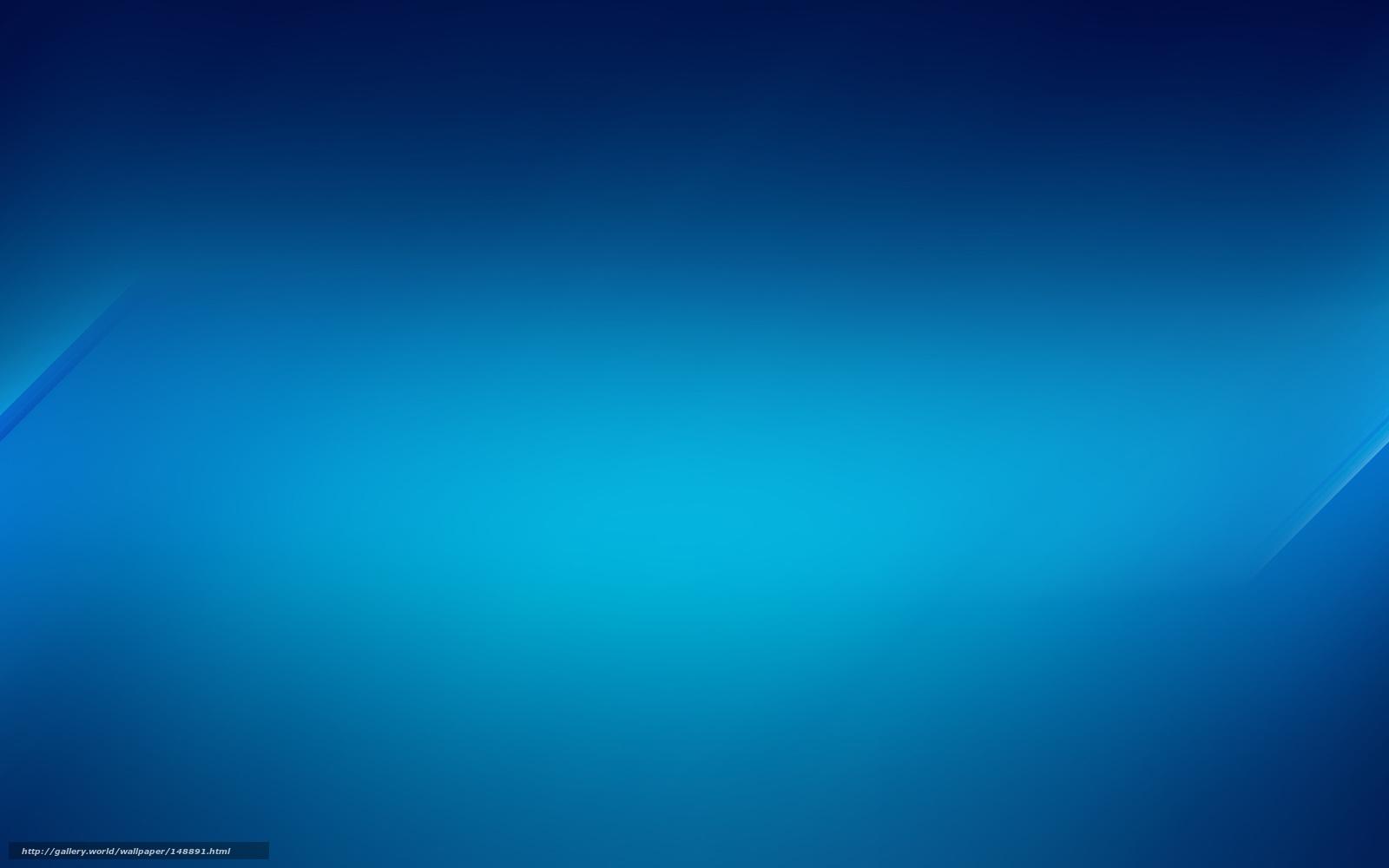 Обои на рабочий стол синего цвета