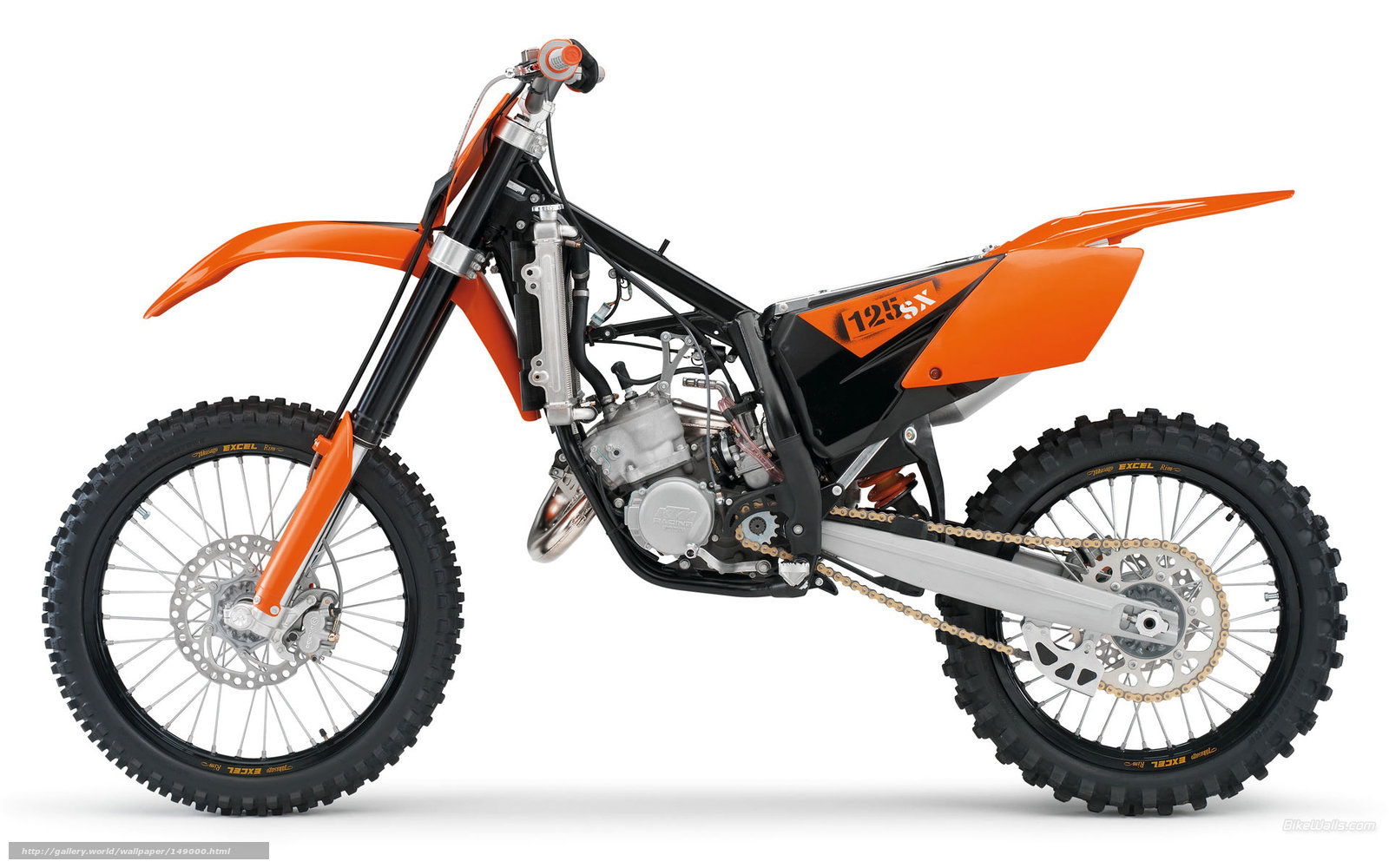 download wallpaper ktm motocross sx 125 sx 125 sx 2006 free desktop wallpaper in the. Black Bedroom Furniture Sets. Home Design Ideas