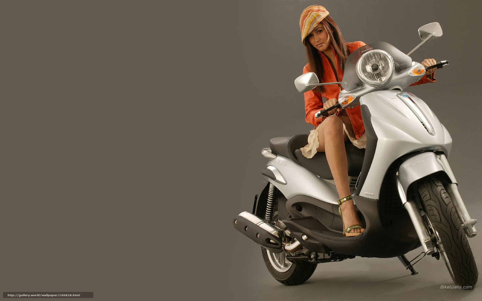 Download Wallpaper Piaggio, Beverly, Beverly 500, Beverly