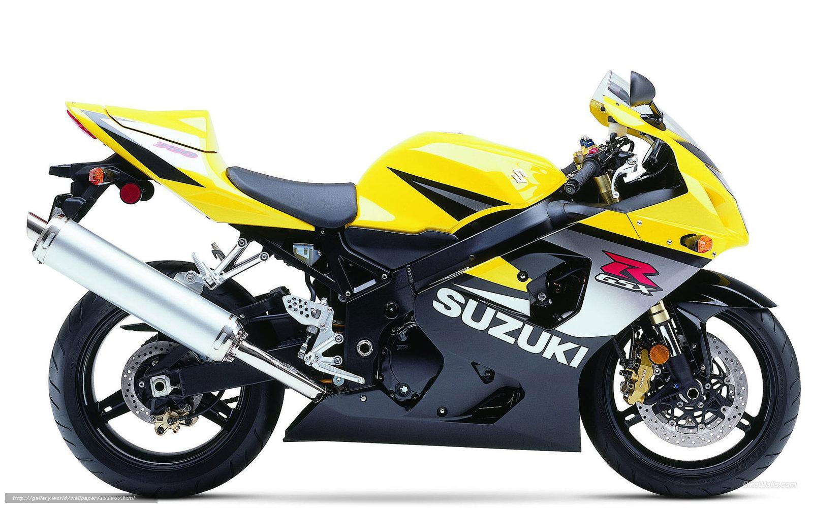 suzuki supersport gsx r750 - photo #4
