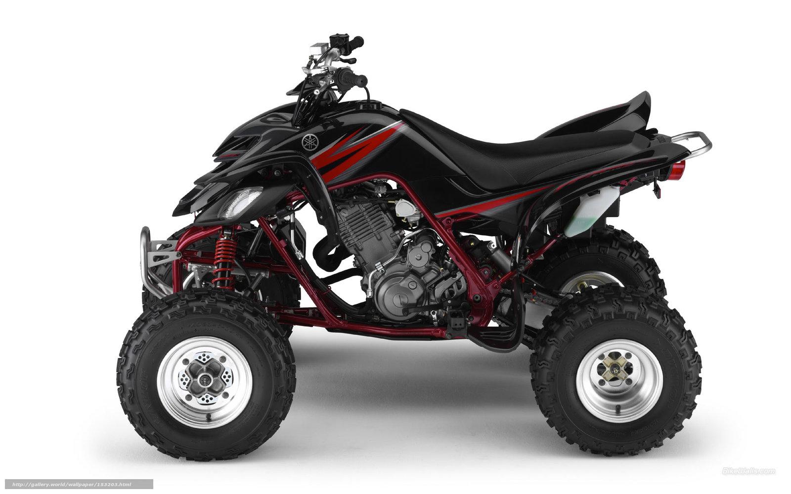 Yamaha Raptor  X