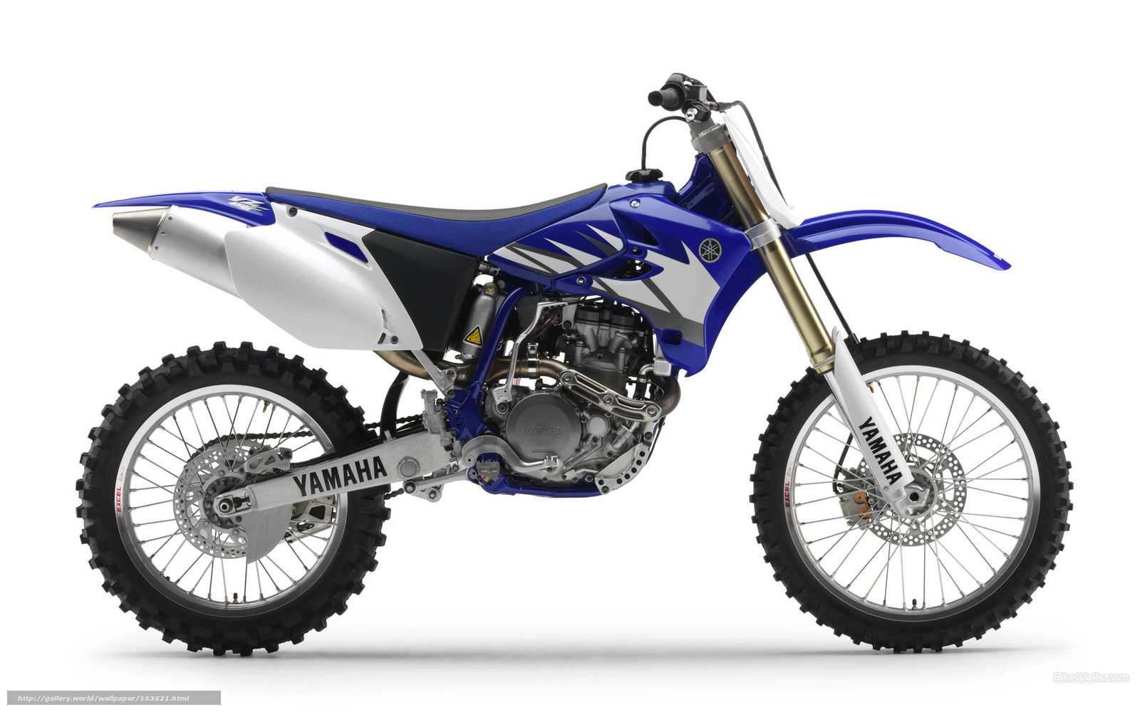 Yamaha Yz450f Dirt Motorcycle Wallpaper Hd Desktop: Download Wallpaper Yamaha, Motocross, YZ450F, 2005 YZ450F