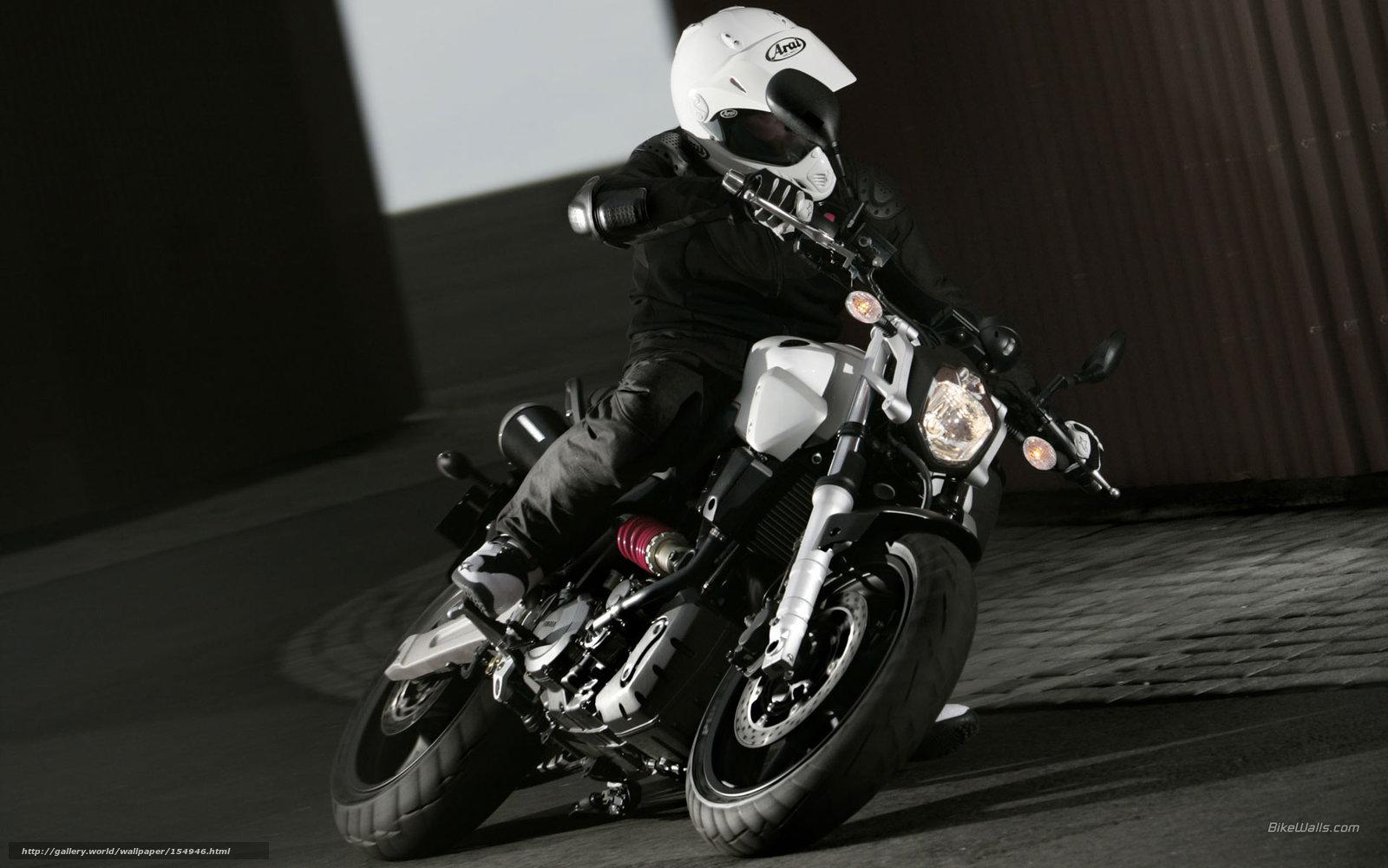 Yamaha Touring Motorcycle