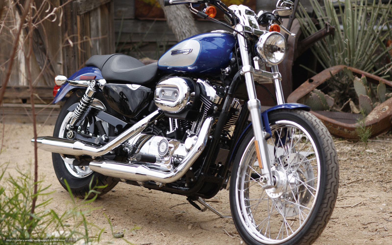 Harley Davidson Xla