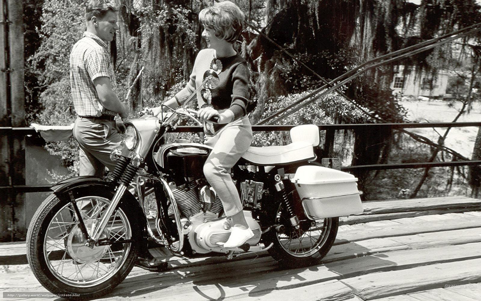 Classic Harley Davidson History Book