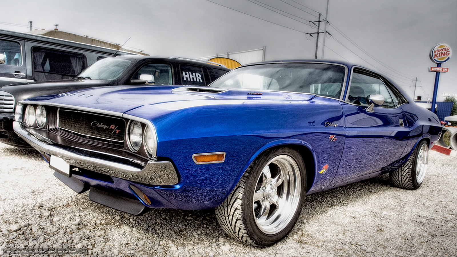 Download Wallpaper Dodge Muscle Car Cars Machinery Free