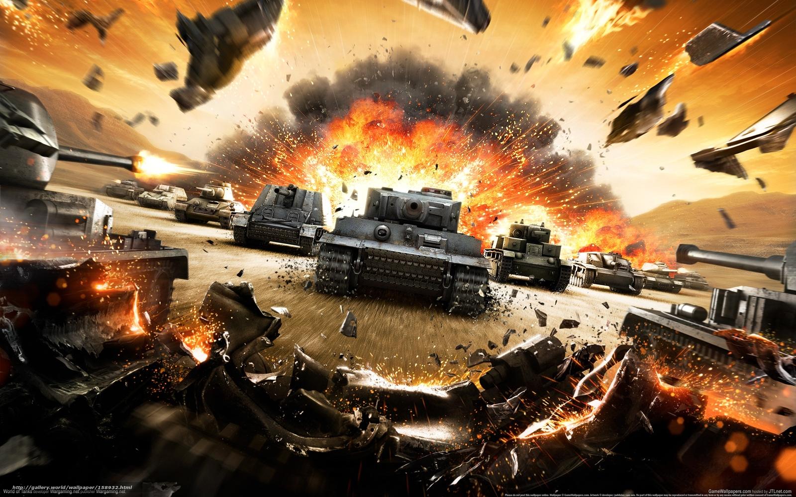 Baixar Wallpaper World Of Tanks Jogo Jogos De Pc Jogo Papis De