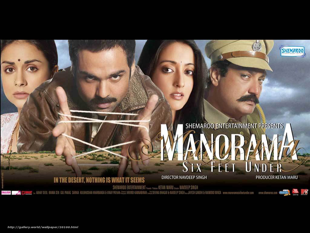 manorama six feet under full movie 720p