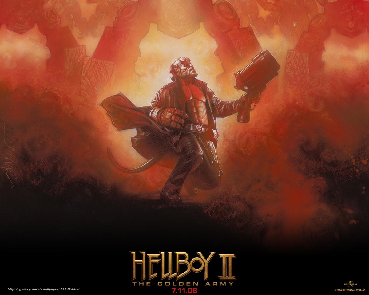 Ii золотая армия hellboy ii the golden army