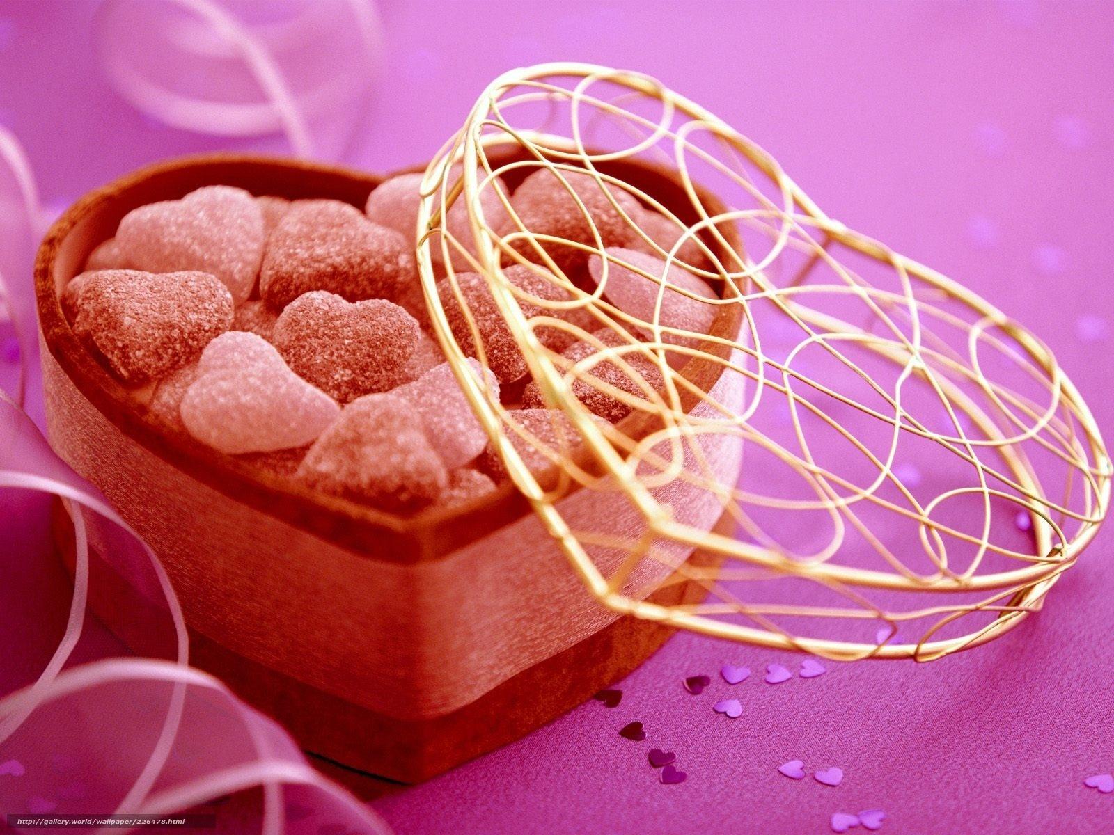 сердца, сердечки, любовь,...