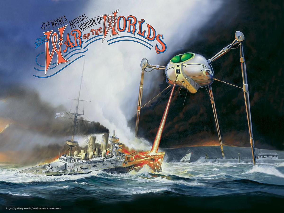 Download Wallpaper Музыкальная версия 171 Войны миров 187 Jeff