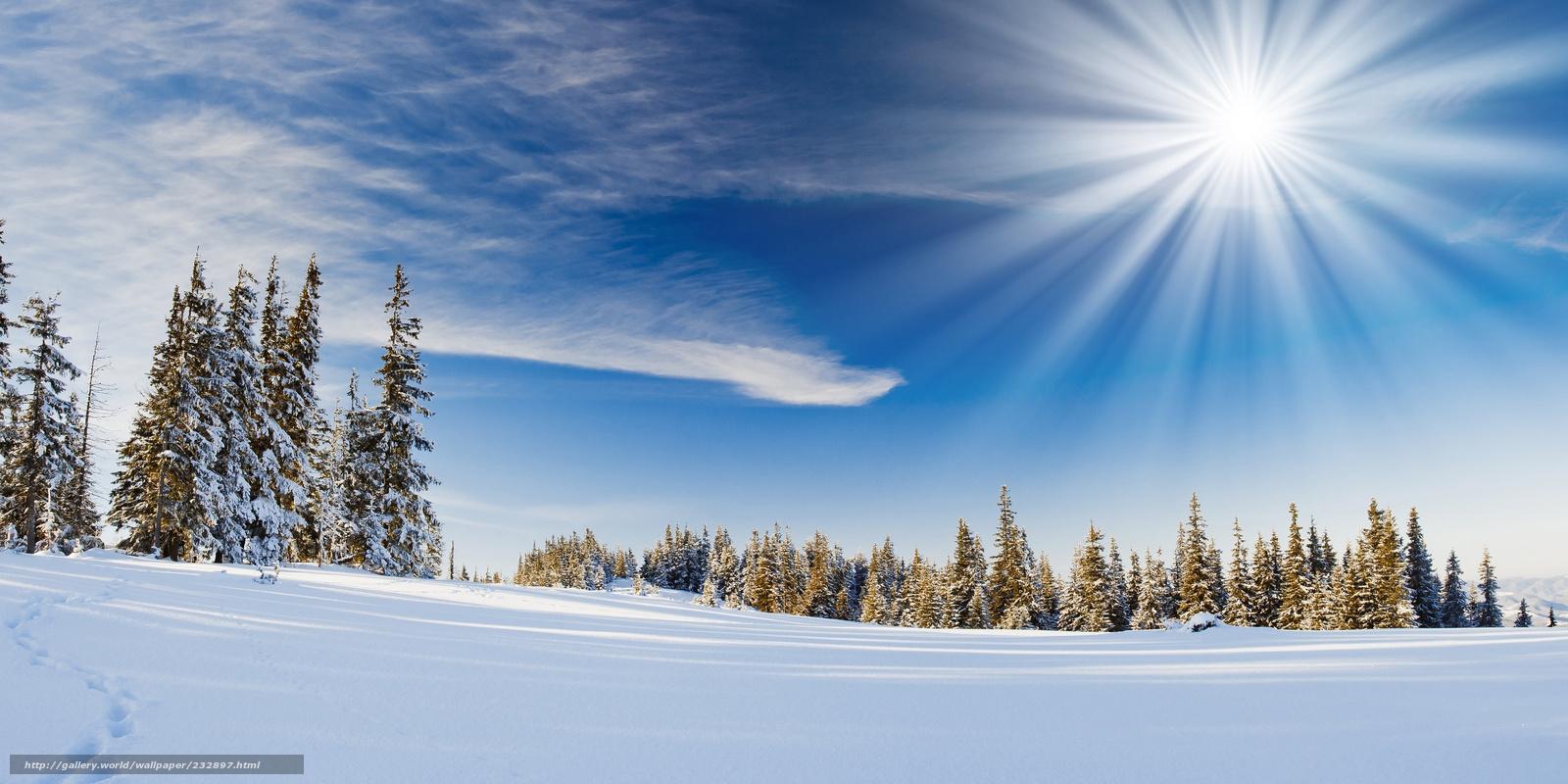 Pobra tapety krajobrazy natura zima zima tapety darmowe for Desktop gratis inverno