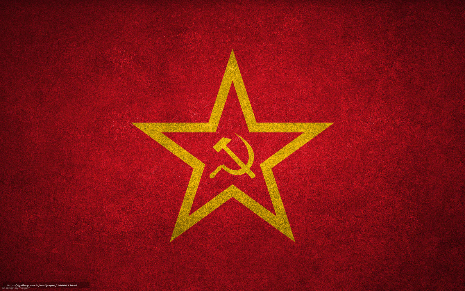 wallpaper USSR  star  hammer and sickle  flag free desktop wallpaper    Ussr Flag Wallpaper