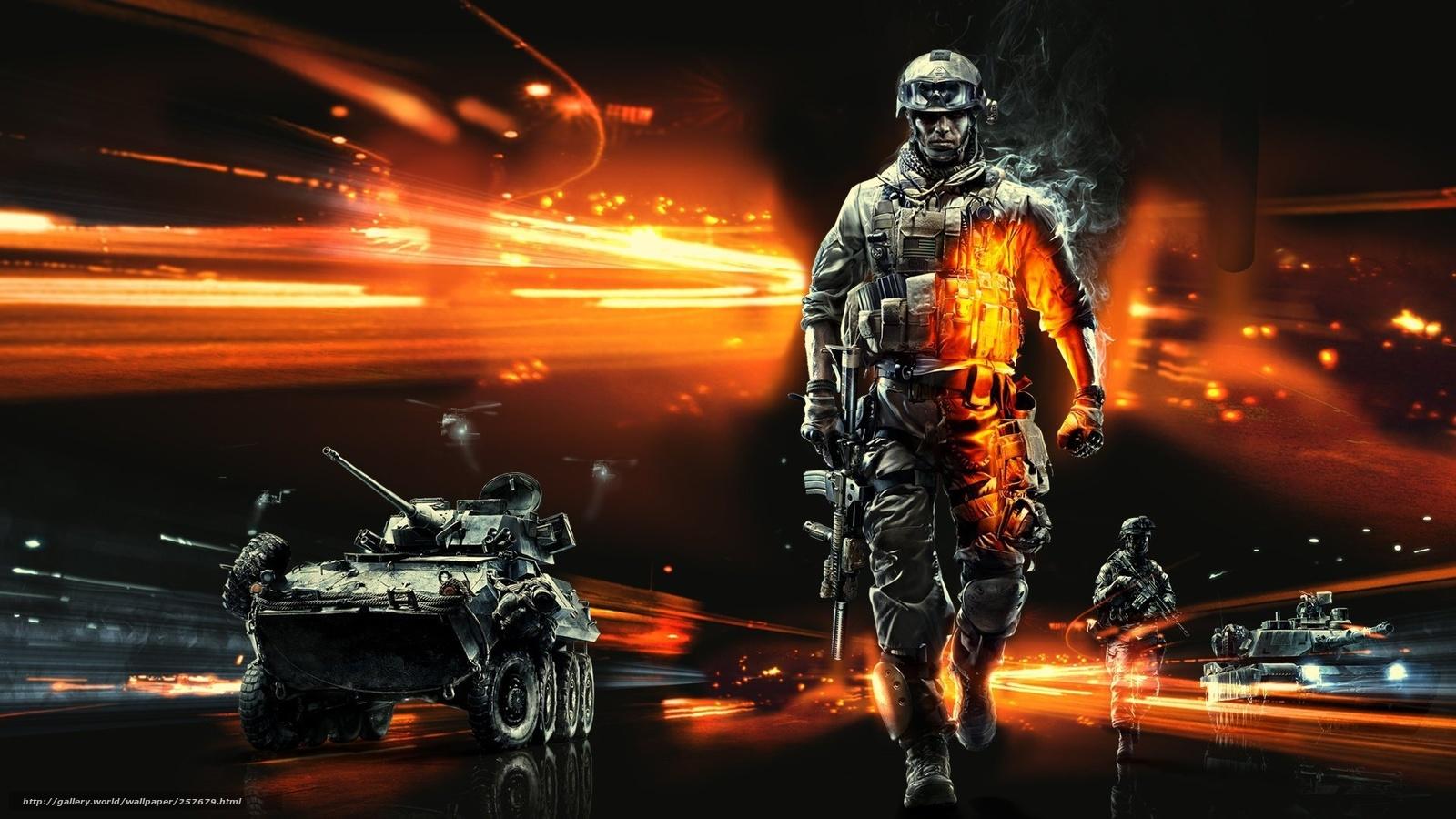 Твой шанс-Battlefield 3