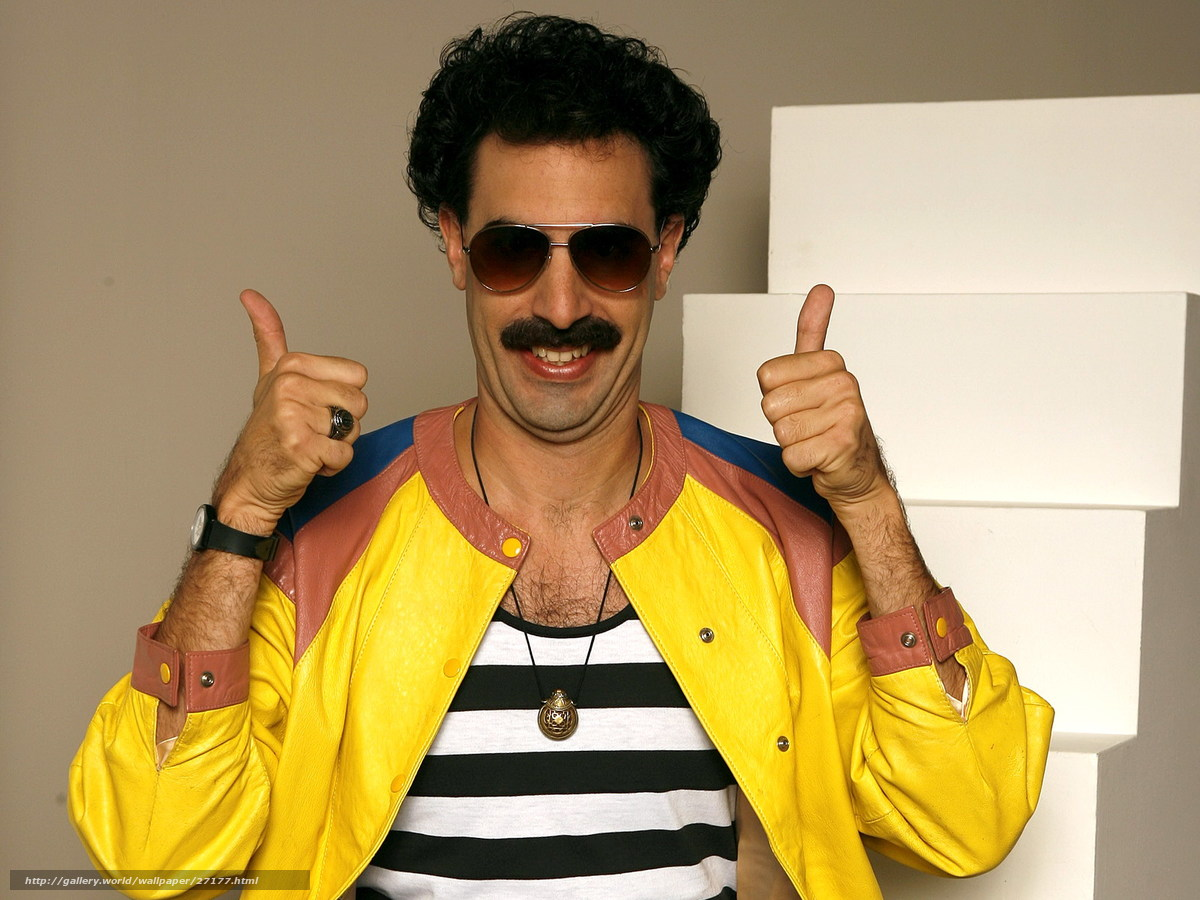 Download wallpaper Борат, Borat: Cultural Learnings of ...