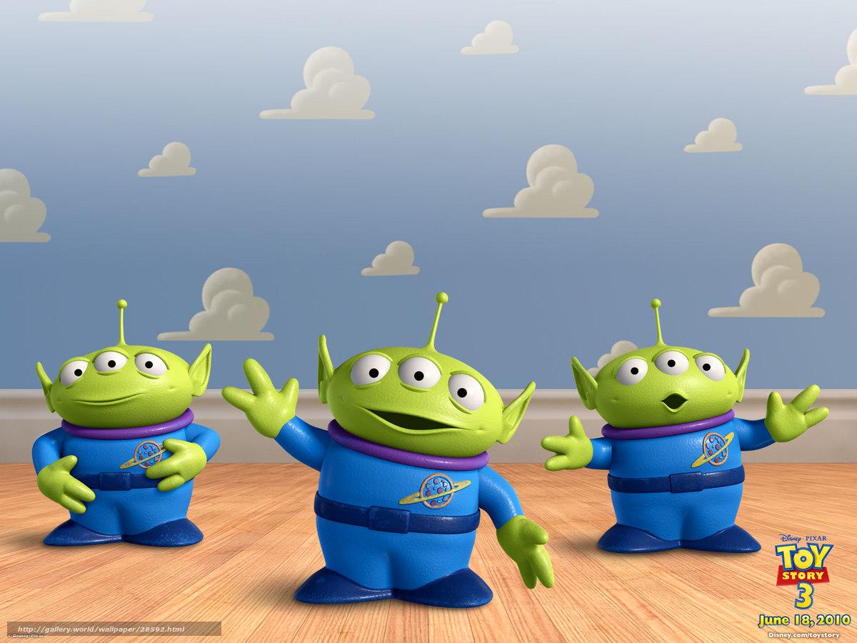 little green alien from flintstones characters pictures