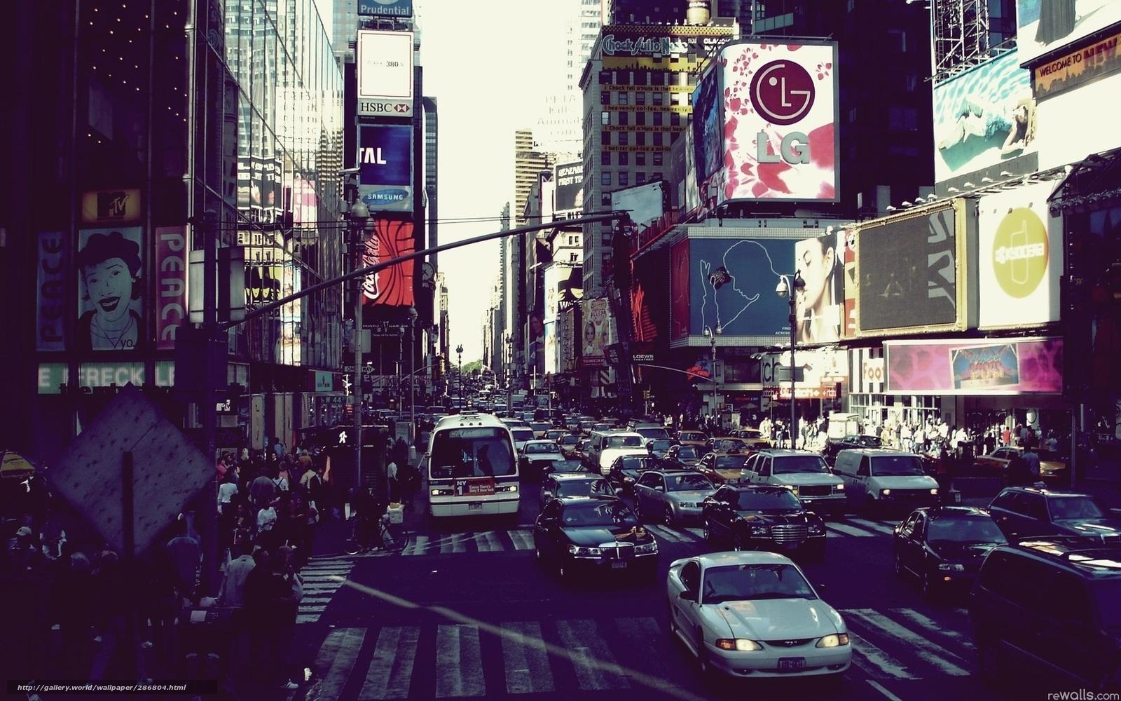 Download wallpaper new york city street free desktop wallpaper in