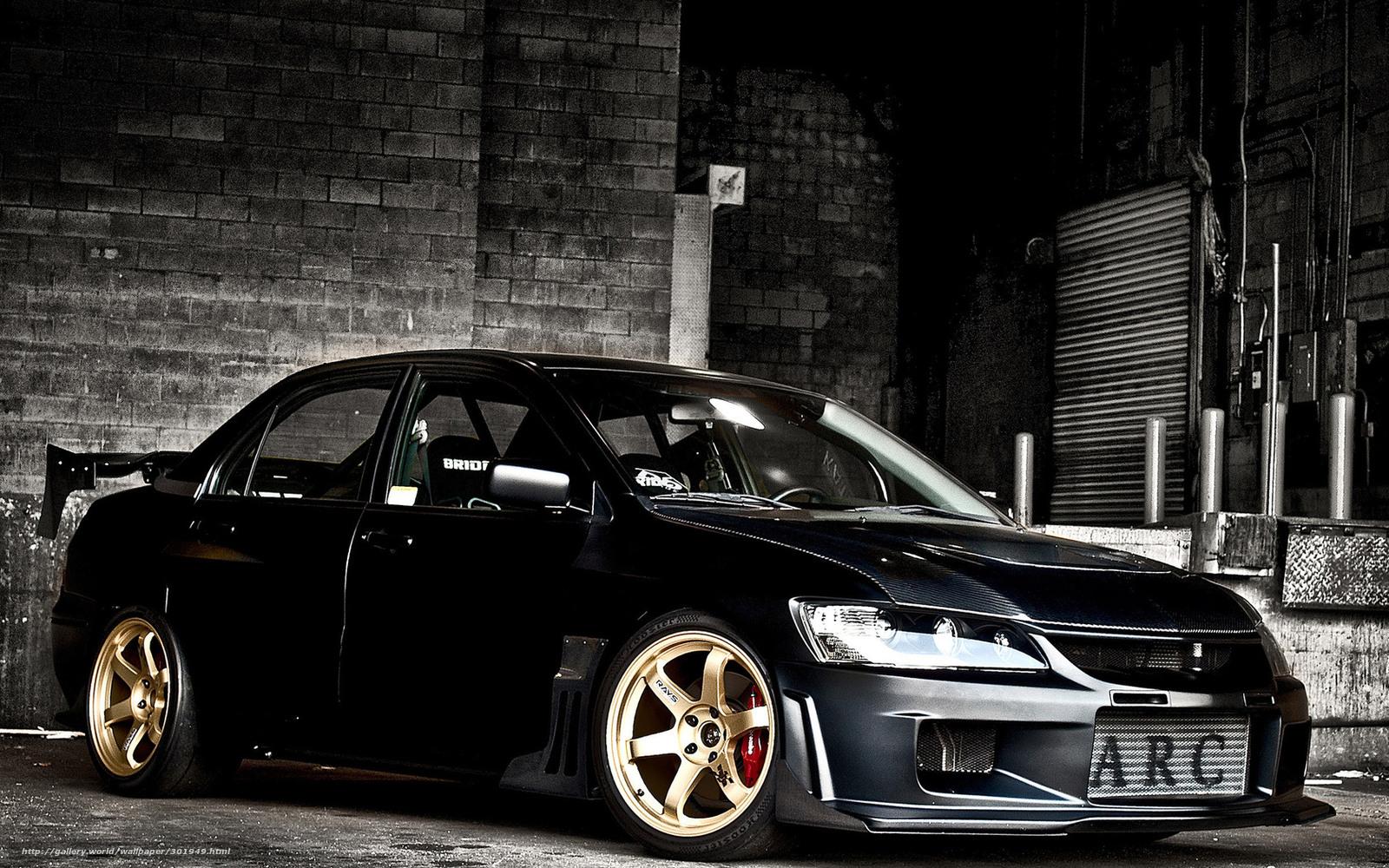 Mitsubishi Lancer Evolution ix, ������ Lancer Evolution, ����, �����