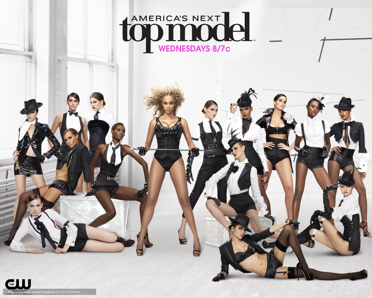 Descargar gratis El modelo superior de la Americana, Next Top Model de