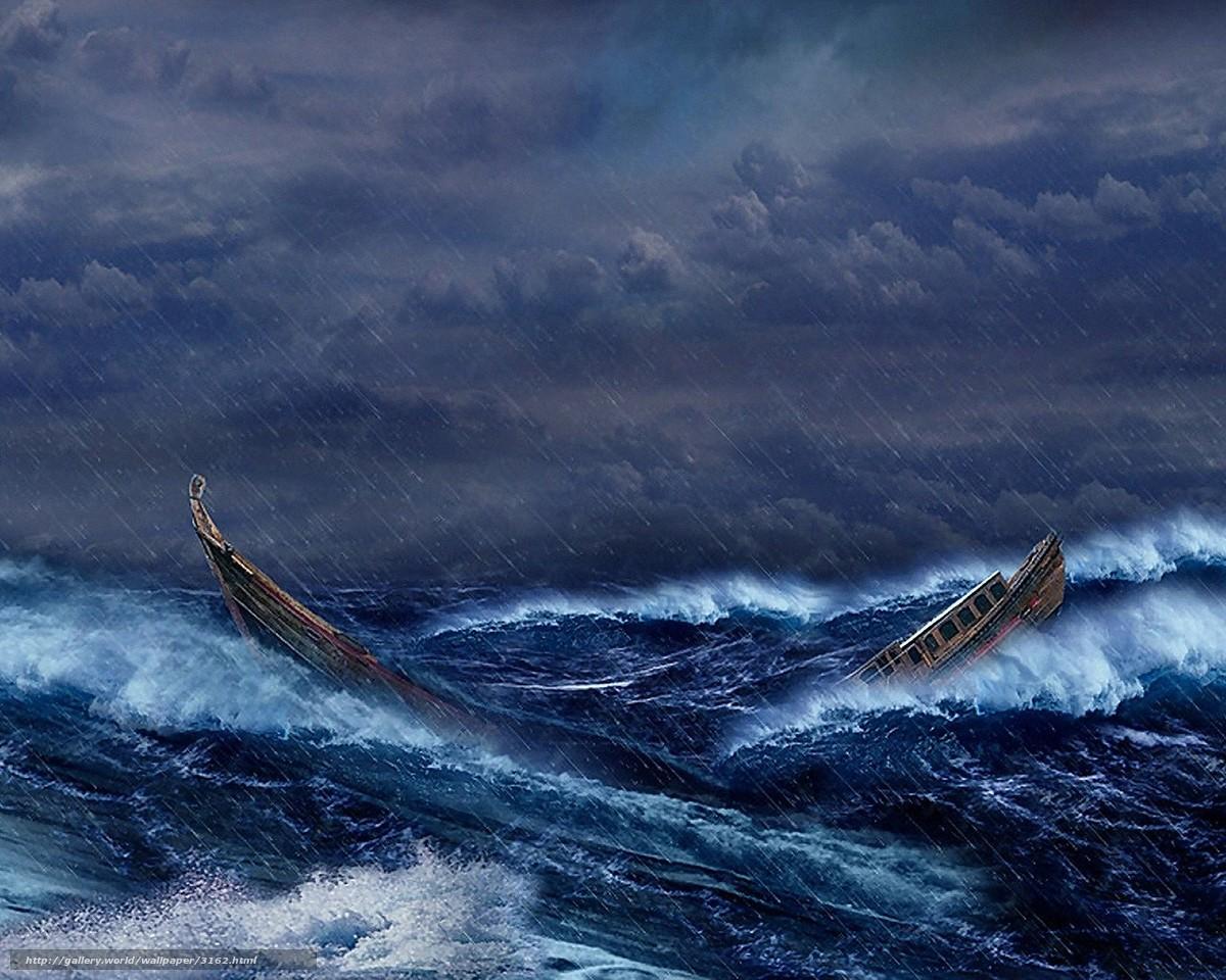 Fotos de tempestades em alto mar 35